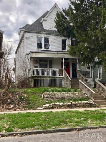 1825 N Peoria Avenue #1, Peoria, IL 61604 (#PA1203577) :: Killebrew - Real Estate Group