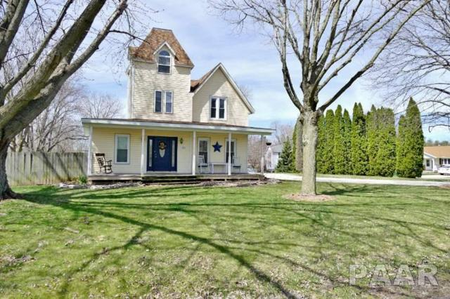 108 N Holly Street, Elmwood, IL 61529 (#PA1203585) :: Adam Merrick Real Estate