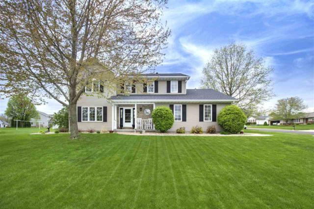 2 Peppertree Court, Washington, IL 61571 (#PA1204513) :: Adam Merrick Real Estate