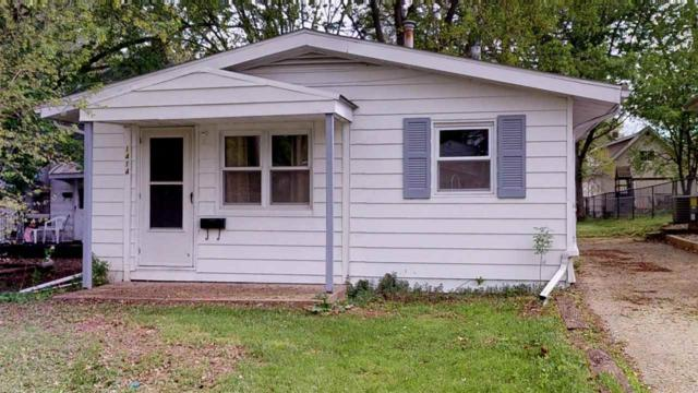 1414 E Fairoaks Avenue, Peoria, IL 61603 (#PA1204666) :: Killebrew - Real Estate Group