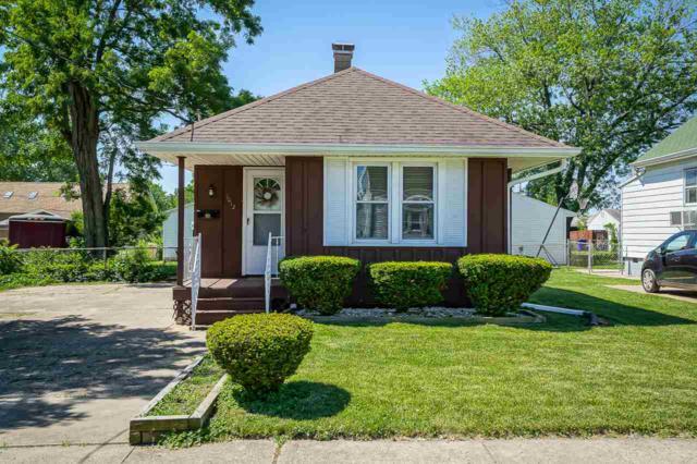 1012 E Moneta Avenue, Peoria Heights, IL 61616 (#PA1205679) :: Killebrew - Real Estate Group