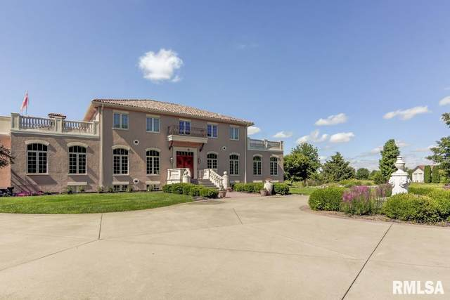 6701 Bunker Hill Road, New Berlin, IL 62670 (#CA359) :: Killebrew - Real Estate Group