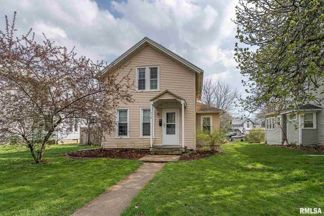719 E 13TH Street, Davenport, IA 52803 (#QC488) :: Killebrew - Real Estate Group