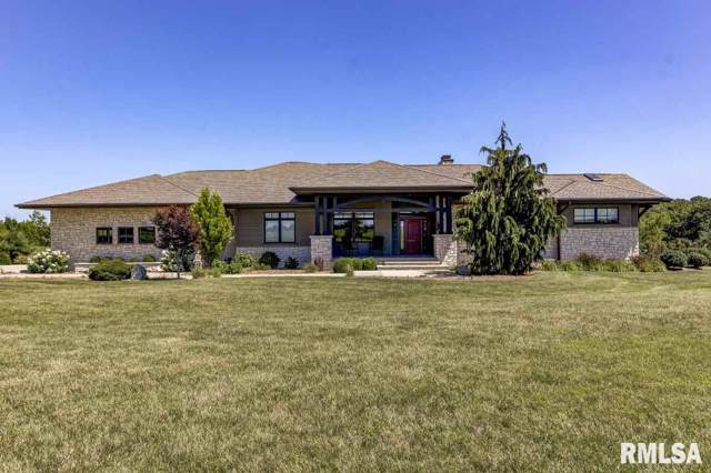 5696 Taylor Homestead Rd Road, Pleasant Plains, IL 62677 (#CA924) :: Killebrew - Real Estate Group