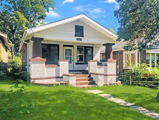 1407 E Rouse Avenue, Peoria, IL 61614 (#PA1207472) :: Adam Merrick Real Estate