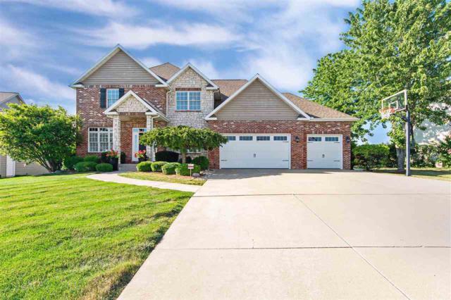 11717 N Bristol Drive, Dunlap, IL 61525 (#PA1207567) :: Adam Merrick Real Estate