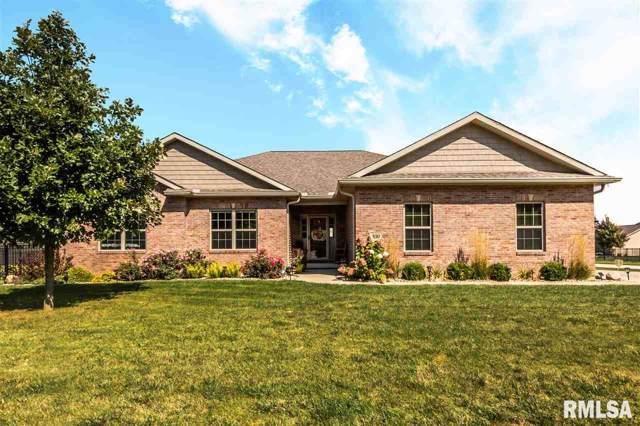 400 Whistling Strait Road, Washington, IL 61571 (#PA1207841) :: Adam Merrick Real Estate