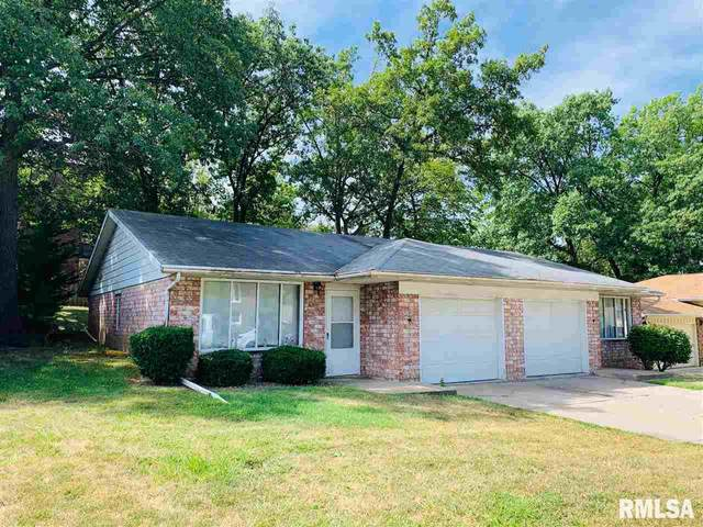 2720-2722 W Millbrook Court, Peoria, IL 61615 (#PA1208070) :: The Bryson Smith Team