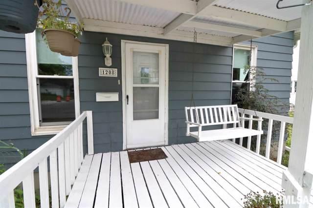 1208 38TH Street, Rock Island, IL 61201 (#QC4205465) :: Killebrew - Real Estate Group