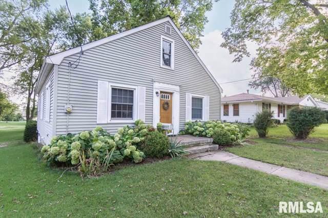 210 Gloria Drive, Eureka, IL 61530 (#PA1208646) :: Adam Merrick Real Estate