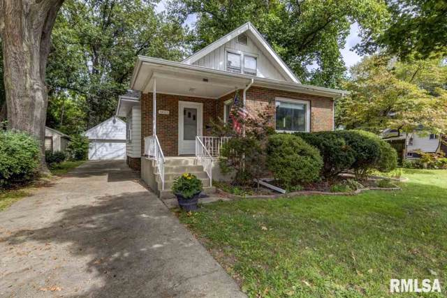 1025 Governor Street, Springfield, IL 62704 (#CA2369) :: Killebrew - Real Estate Group