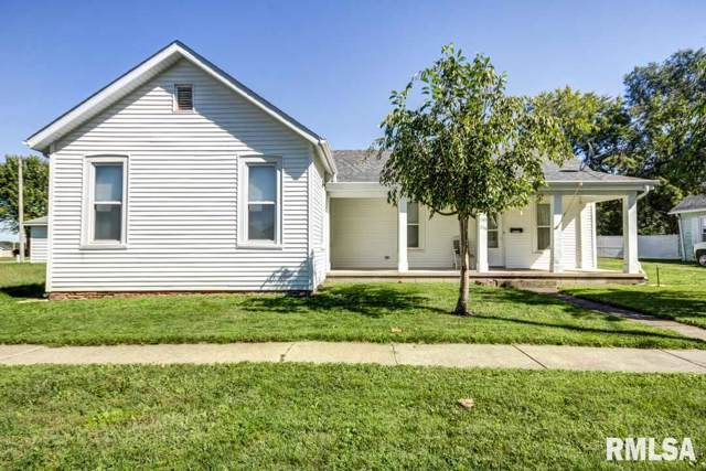 216 N Pine Street, Williamsville, IL 62693 (#CA2615) :: Killebrew - Real Estate Group