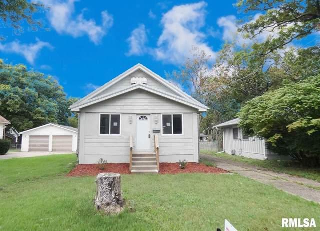 1221 E Maywood Avenue, Peoria, IL 61603 (#PA1209563) :: RE/MAX Preferred Choice