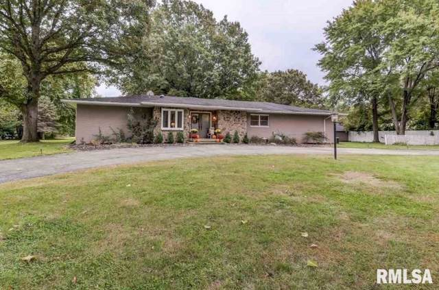 860 Meadowbrook Road, Springfield, IL 62711 (#CA3063) :: The Bryson Smith Team