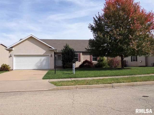 108 Woodbrook Court, East Peoria, IL 61611 (#PA1209952) :: Adam Merrick Real Estate