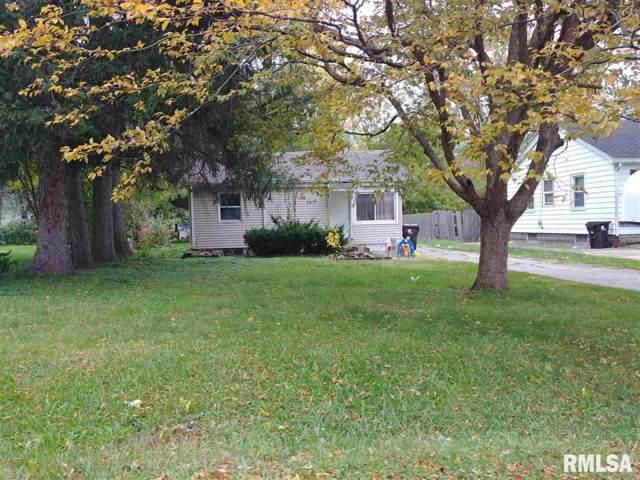 3416 N Leroy Avenue, Peoria, IL 61604 (#PA1210044) :: Paramount Homes QC