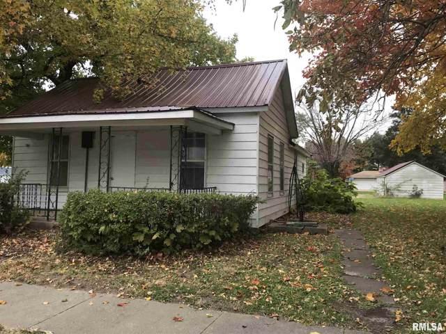 510 W Washington Street, Blandinsville, IL 61420 (#PA1210104) :: Adam Merrick Real Estate