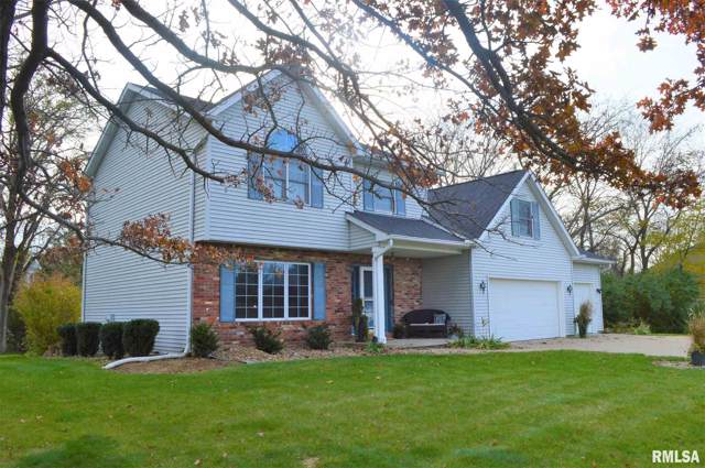 710 Hickory Creek Court, Germantown Hills, IL 61548 (#PA1210259) :: Adam Merrick Real Estate