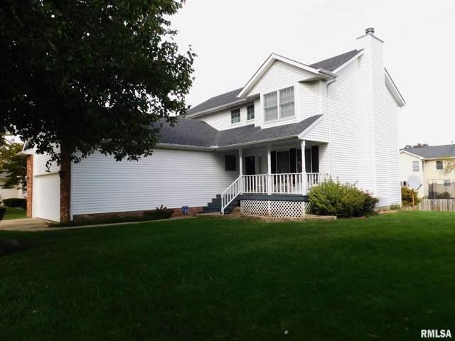 2008 Burgess Drive, Springfield, IL 62711 (#CA996304) :: Paramount Homes QC