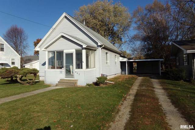 443 Fifer Street, Galesburg, IL 61401 (#CA996315) :: Adam Merrick Real Estate