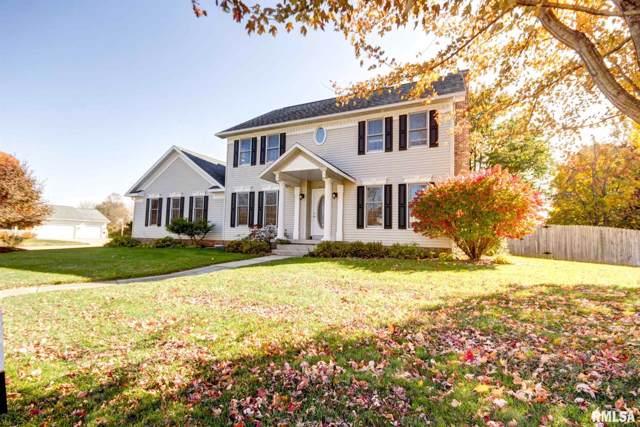 4628 Barrington Drive, Springfield, IL 62711 (#CA996339) :: Paramount Homes QC