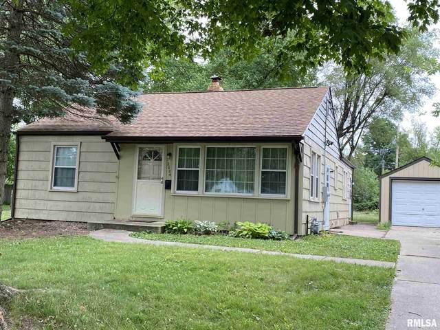2024 W Gilbert Avenue, Peoria, IL 61604 (#PA1210422) :: The Bryson Smith Team