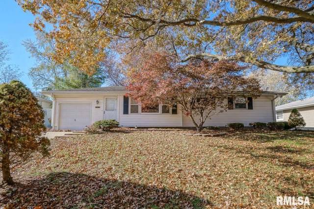 5423 N Stephen Drive, Peoria, IL 61615 (#PA1210547) :: Adam Merrick Real Estate