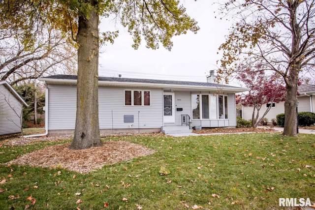 3413 34TH Avenue, Moline, IL 61265 (#QC4207542) :: Paramount Homes QC