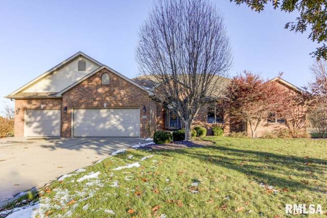 8756 Sweetbriar Lane, Chatham, IL 62629 (#CA996578) :: Killebrew - Real Estate Group
