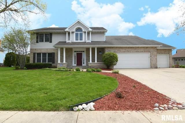 5004 Foxfire Court, Springfield, IL 62711 (#CA996615) :: Paramount Homes QC