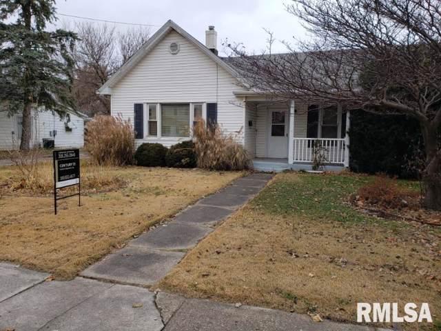 532 W Jefferson Street, Macomb, IL 61455 (#PA1210802) :: Adam Merrick Real Estate