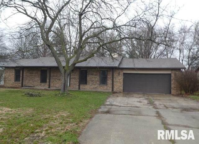 987 E Lincoln Street, Riverton, IL 62561 (#CA996826) :: Killebrew - Real Estate Group