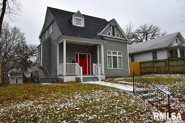 813 Kirkwood Boulevard, Davenport, IA 53803 (#QC4208138) :: Paramount Homes QC