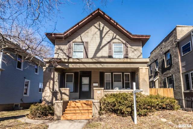 1513 W Main Street, Peoria, IL 61606 (#PA1212043) :: Killebrew - Real Estate Group