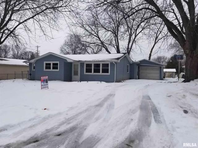 604 14TH Avenue, Hampton, IL 61256 (#QC4209028) :: Paramount Homes QC