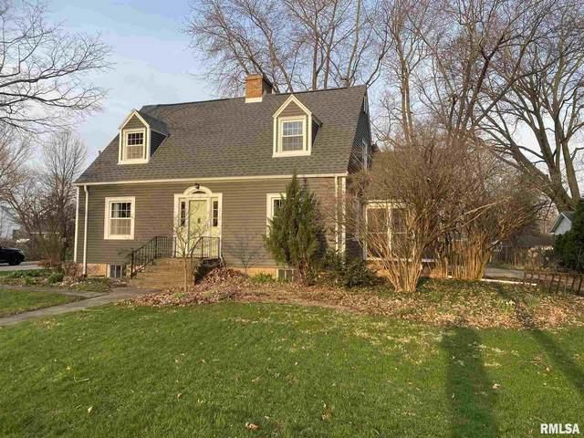 313 N Harris Street, Tremont, IL 61568 (MLS #PA1212256) :: BN Homes Group