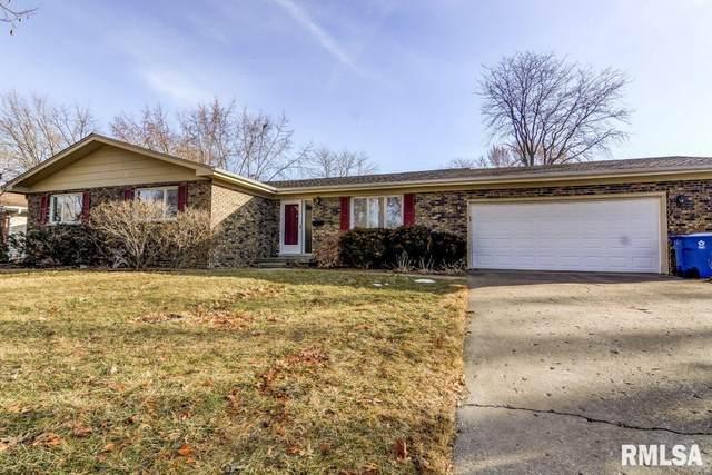 3124 Stonehill Drive, Springfield, IL 62704 (#CA997802) :: Paramount Homes QC