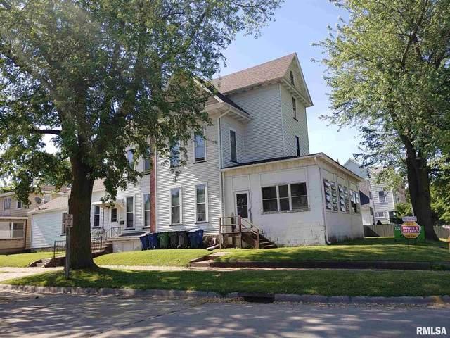 2131 N 2ND Street, Clinton, IA 52632 (#QC4209164) :: Killebrew - Real Estate Group