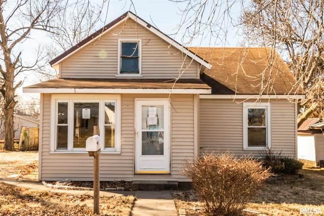 106 S Myers Street, Eureka, IL 61530 (#PA1212520) :: The Bryson Smith Team