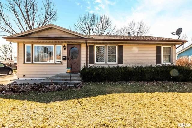 1524 W David Avenue, Chillicothe, IL 61523 (#PA1212549) :: Adam Merrick Real Estate