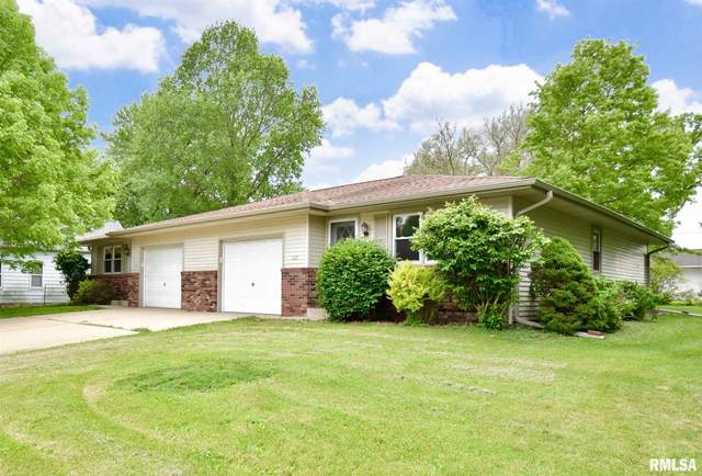 221 N Third Street, Hanna City, IL 61536 (#PA1212683) :: Adam Merrick Real Estate