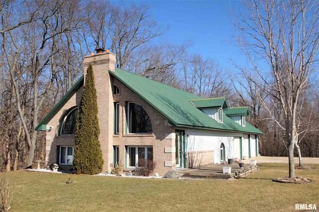 1580 County Rd 425E Road, Metamora, IL 61548 (#PA1212863) :: Adam Merrick Real Estate