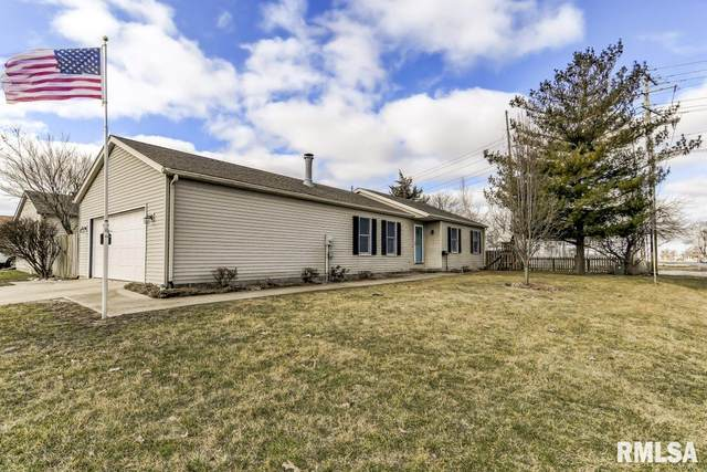 1027 W Van Buren Street, Auburn, IL 62615 (#CA998471) :: Killebrew - Real Estate Group