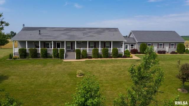 285 Mutch Road, Murrayville, IL 62668 (#CA998567) :: Killebrew - Real Estate Group