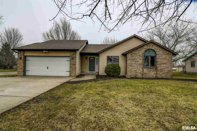 15850 Kennedy Road, Auburn, IL 62615 (#CA998581) :: Killebrew - Real Estate Group