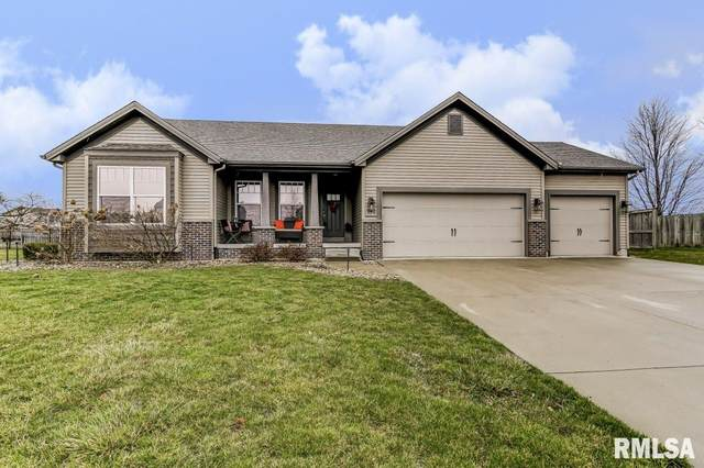 516 Northpointe Court, Chatham, IL 62629 (#CA998591) :: Killebrew - Real Estate Group