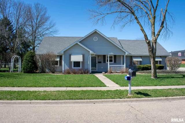 1011 N Stanley Drive, Chillicothe, IL 61523 (#PA1213574) :: Adam Merrick Real Estate