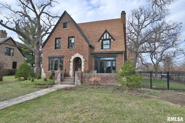 101 W Terrace Lane, Peoria, IL 61614 (#PA1213781) :: Killebrew - Real Estate Group