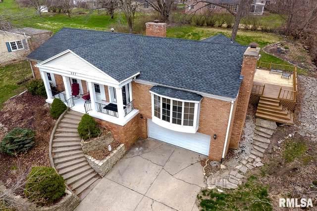 207 Country Club Drive, Pekin, IL 61554 (#PA1213882) :: Adam Merrick Real Estate