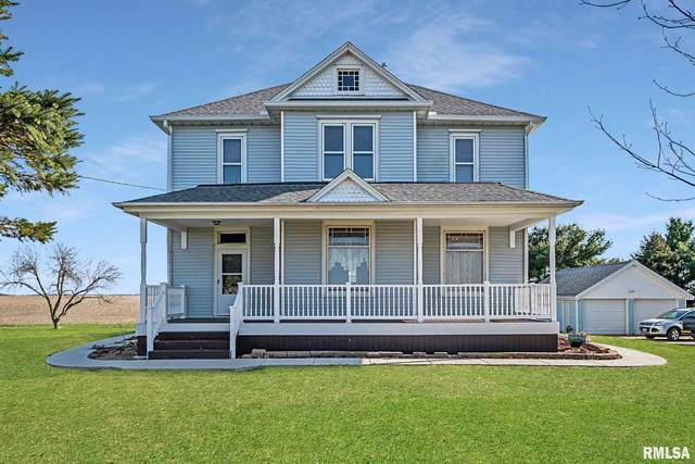 7904 S Hanna City-Glasford Road, Glasford, IL 61533 (#PA1213980) :: Adam Merrick Real Estate